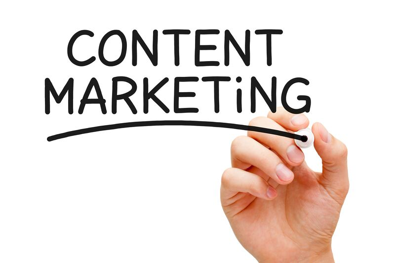 How to finish marketing content