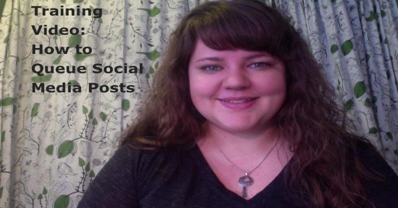(Video) How to Queue Social Media Posts