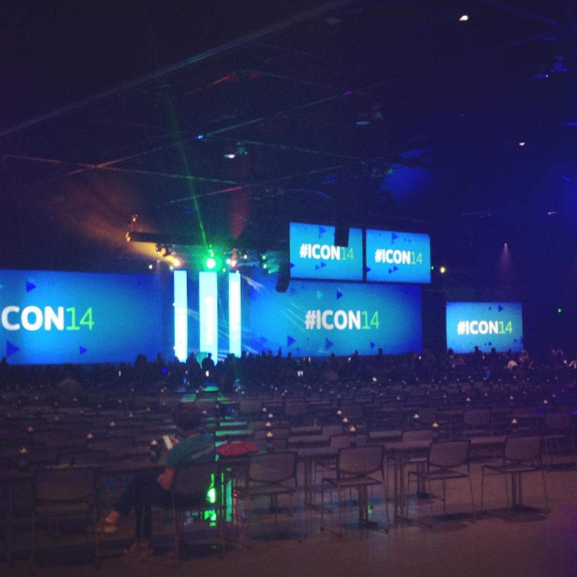 What I learned & experienced at #icon14