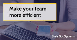 Make your team more efficient