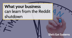What your business can learn from the Reddit shutdown