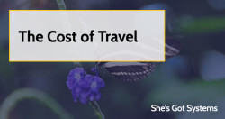 The Cost of Travel