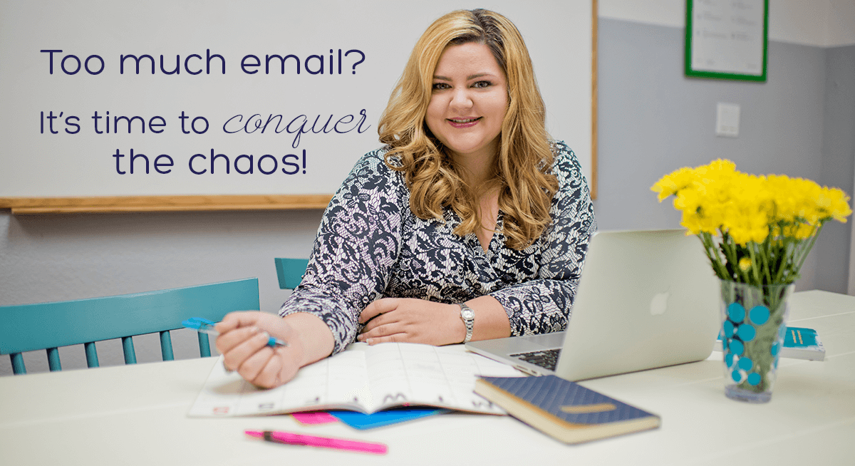 Too much email? It's time to conquer the inbox chaos!