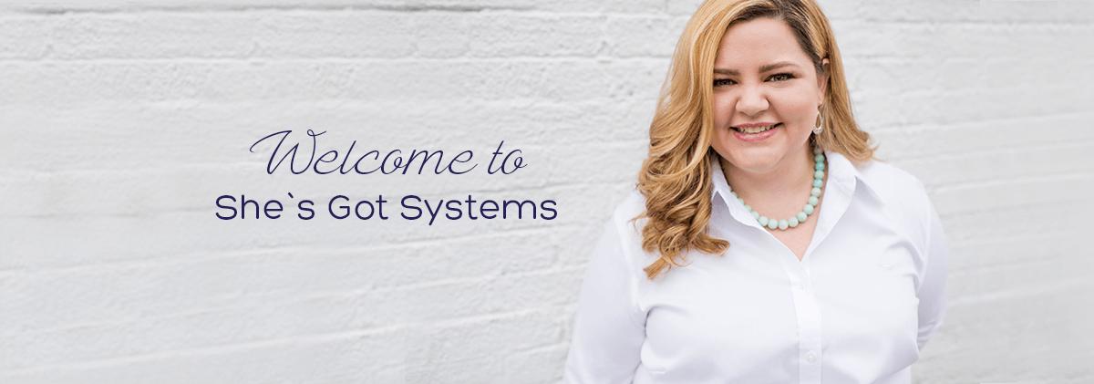 She Got Systems with Kelly Azevedo