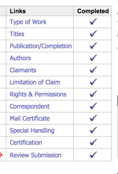 Copyright Process 1