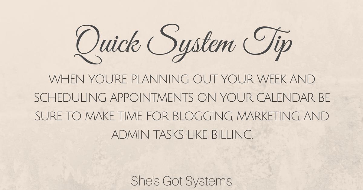 System Tip 62