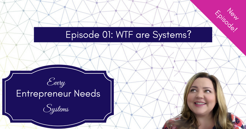 WTF are Systems?