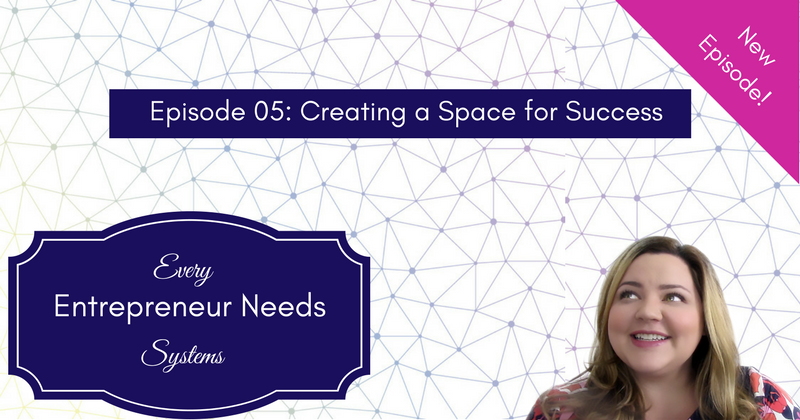 Creating Space for Success