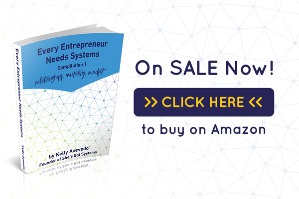 "Buy ""Every Entrepreneur Needs Systems"" on Amazon"